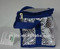 wine ice bag,insulated wine carrier bag,wine bottle cooler bag