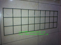 2013 Direct factory!!! 1x1 Pvc welded wire mesh panel 16-year professional factory
