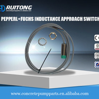 Pepperl Fuchs Inductance Approach Switch Sany