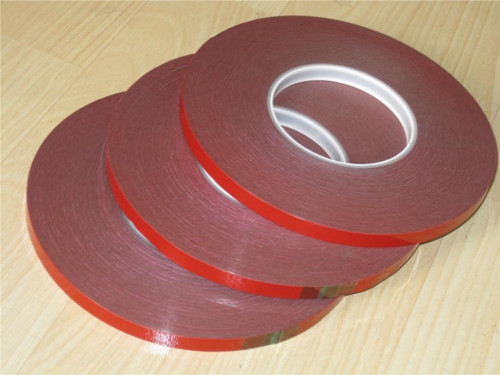 strong adhesenive double sided eva packing foam tape jumbo roll
