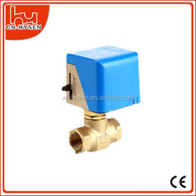 Fan coil Auto Control Motorized Brass Ball Valve