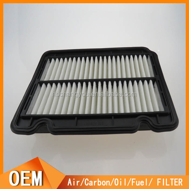 China Chevrolet AVEO Air filter with PP 96536696