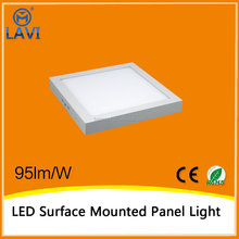 2015 high-end square led panel wall light/led 600x600 ceiling panel light from China