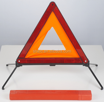 Automobile Road Safety Sign Triangle