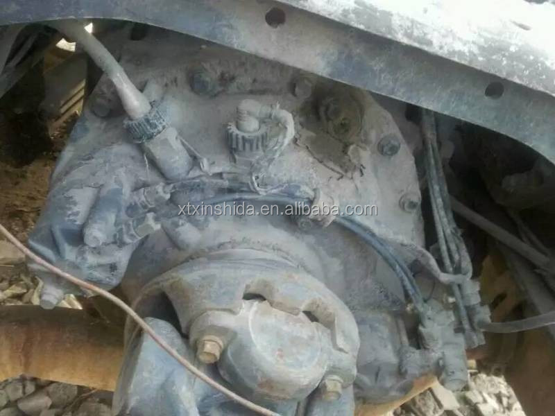 Used SCANIA P380 truck Truck Gearbox GR900 GR905 For sale