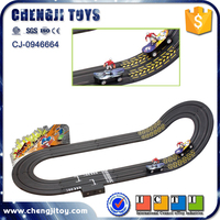 electric slot toys skate scooter skateboarding player railway game board track racer