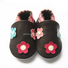 wholesale hot sale casual designer baby hard sole walking shoes