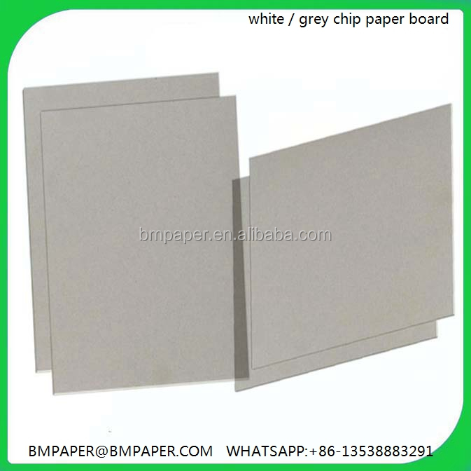 Diary cover 900gsm gray paper board / Grey paper board for diary notebook