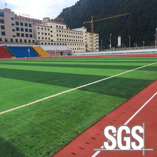 china factory top quality 50mm outdoor football pitch landscaping artifiical grass synthetic turf