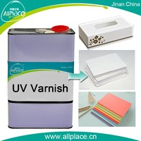 UV Liquid Lamination for Paper / UV Coating