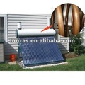 pre-heated thermosyphon solar water heater