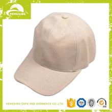 OEM and ODM blank plain cotton polo style baseball cap hat hats