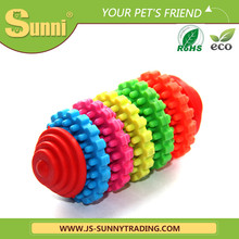 New design plastic latex dog toy with sound