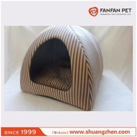 Yurt style house pet tent igloo house for dog and cat