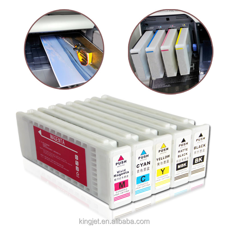 Ink cartridge for epson SC-F2000 new China products for sale