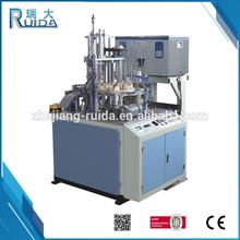 RUIDA China Wenzhou Factory CE Certificate Products Middle Speed Paper Cup Cup Filling Sealing Machine