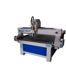 jinan factory price 1325 cnc router machine/wood cnc router/1325 woodworking cnc machine