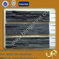 Black slate original ecology natural stone