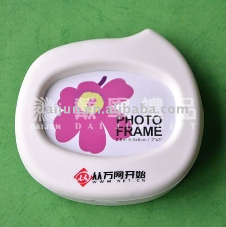 2015 Beautiful plastic Digital photo frame