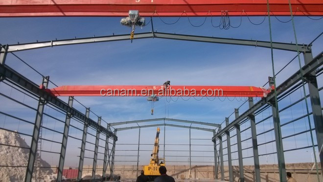 China manufacture high quality light steel structure warehouse