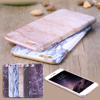 2016 trending products hotsale wholesaler back cover real marble bumper phone case cover bumper for Iphone 6/6s