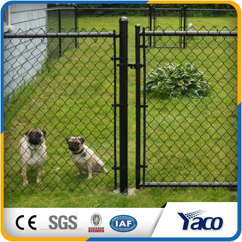 low price chain link fence gate