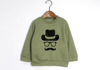 cheap fleece hoodies children clothes warm clothing for autumn