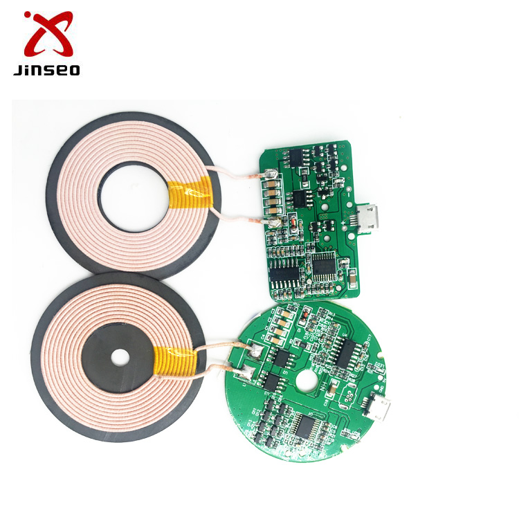 Fast Lead Time Qi Wireless Charger Pcb With Coil