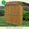 DXGH017 Best quality waterproof easy clean bike storage shed