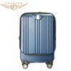 trolley luggage front pocket bag expandable