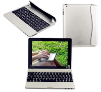 Ultrathin Wireless Bluetooth Keyboard Cover Case for New iPad Air 5