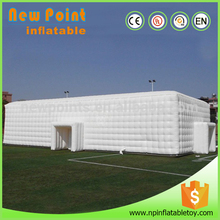 New Point hot sale outdoor inflatable marquee for party, events, inflatable cube tent