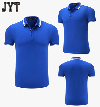 High quality cotton polyester modal sublimation dry fit men's polo shirts
