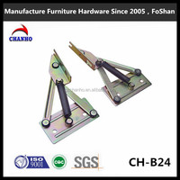 Metal Accessories For Furniture/Sofa Arm Rest Headrest Furniture Hinge CH-B24-1