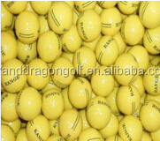 2016 Top Selling Cheap Customized Golf Ball