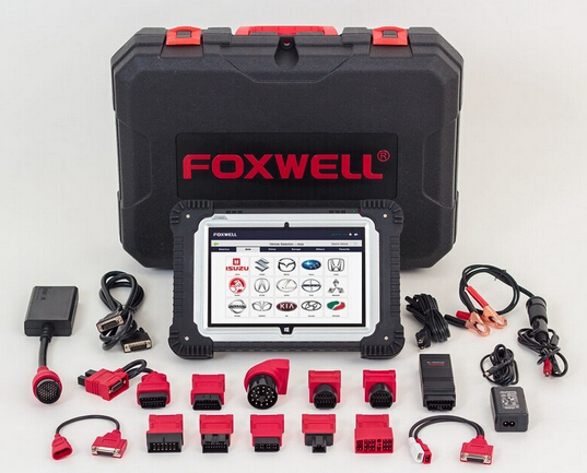 Foxwell GT80 car auto diagnostic tools with Pad Scanner