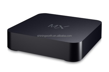 full hd 1080p android tv box 4.2.2 dual core mx android smart tv box