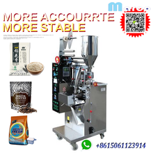 Low Cost Vertical Snacks Food Grain Rice Peanuts Pouch Packaging Machine Automatic Bean Popcorn Granule Packing Machine For Sale