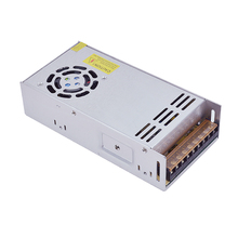 220v 24v Transformer CE Rohs Pulse Supply 24 dc Emergency 250W 350W 400W LED Driver with Small Fan