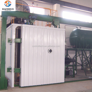 Vaccum drying and oil filling equipment for transformer