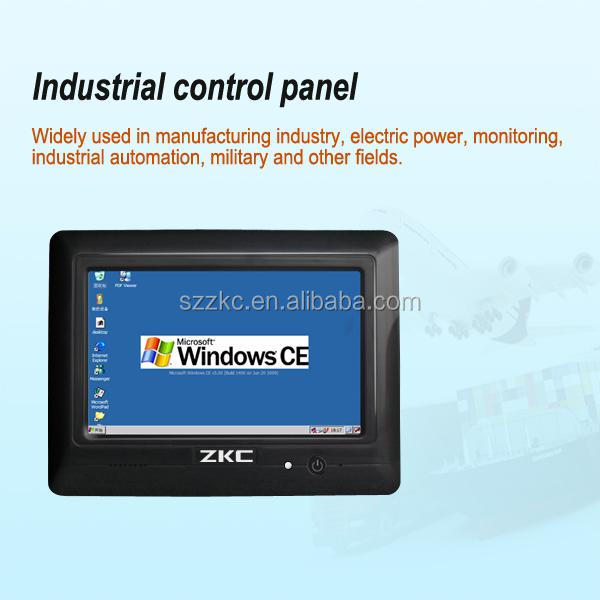 Low cost WinCE based industrial embedded computer with RS232 RS485 interface