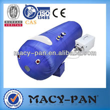 Macy-Pan single window hyperbaric oxygen chamber for recovery
