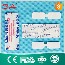 High quality LATEX-FREE Butterfly Wound Closures 20pcs/pack 1.8''*0.4''