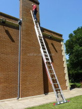 FRP GRP Fiberglass Insulated Ladder EN131