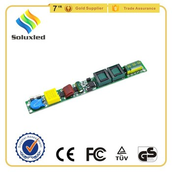 24-28W LED Tube Light Driver With CE Certification, T5/T8/T10 LED Tube Light Driver
