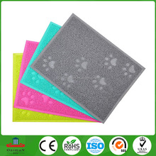 "Colorful Cat litter mat small size for little <strong>pet</strong> 16""L *12""W"