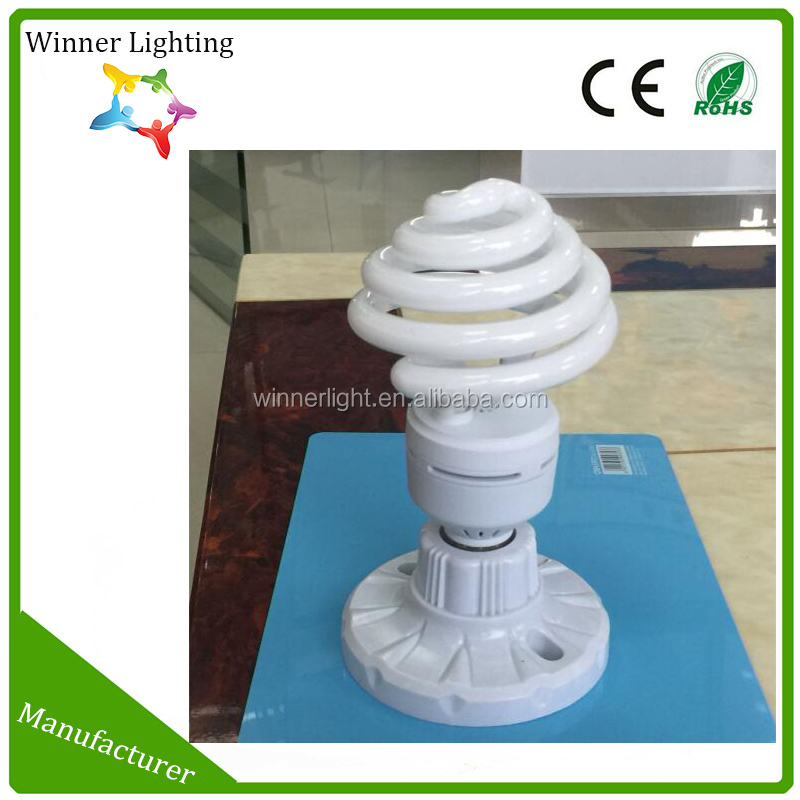 10000k cfl bulb umbrella mushroom shape energy saving light bulb prices