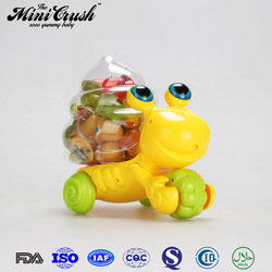 250pcs Big Truck Car Taiwan snack jelly food