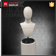Used Male Faceless Head Mannequin for Hat