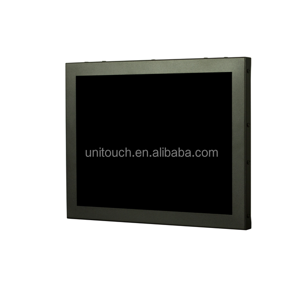 General open frame touch screen monitor 15 inch POS ATM Vending system
